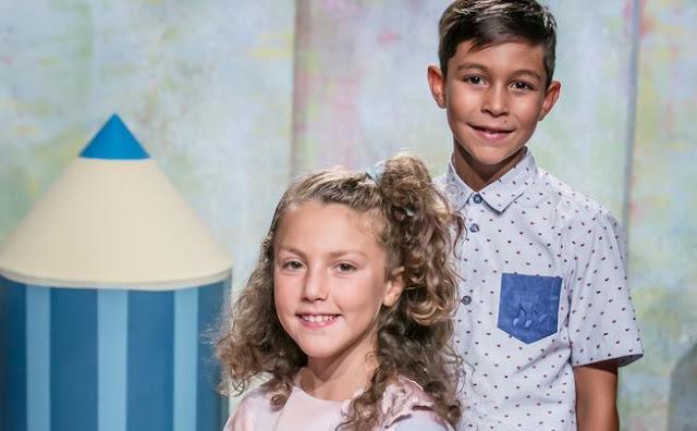 60° Zecchino d'Oro 2017 - Davide Schirru, Matilde De Marco - Bumba e la zumba