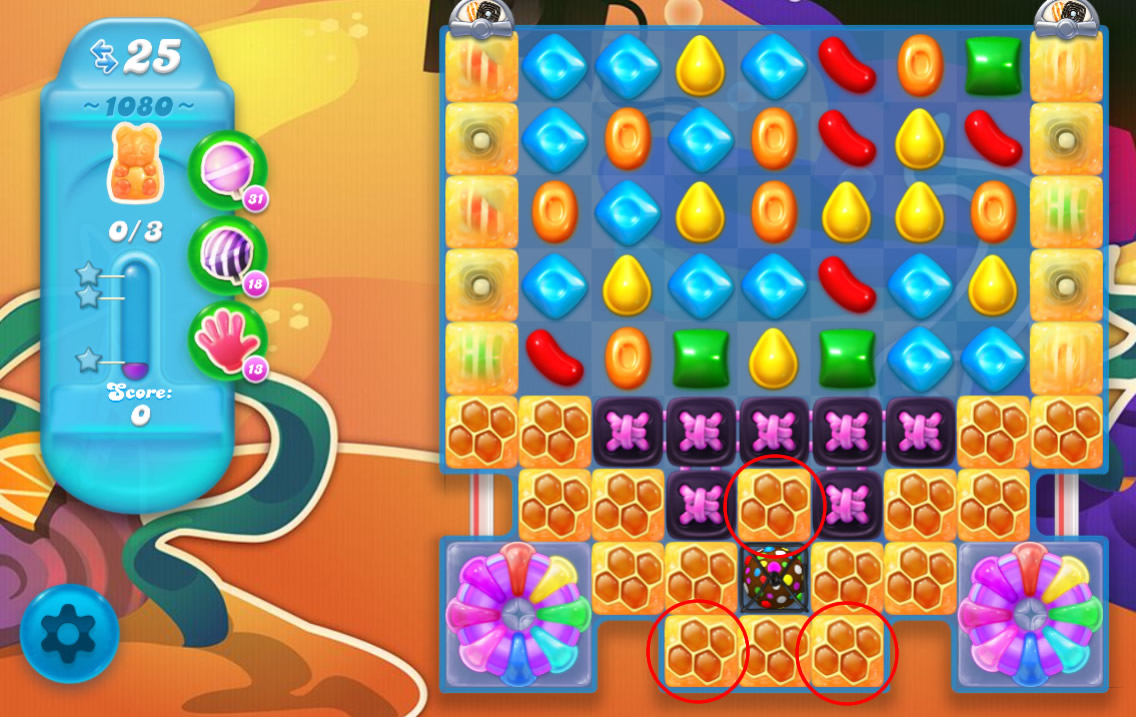 Candy Crush Soda Saga 1080