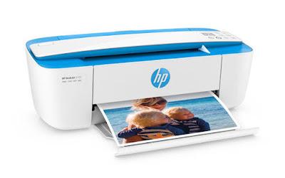 HP DeskJet 3700 world's smallest All-in-One Inkjet printer