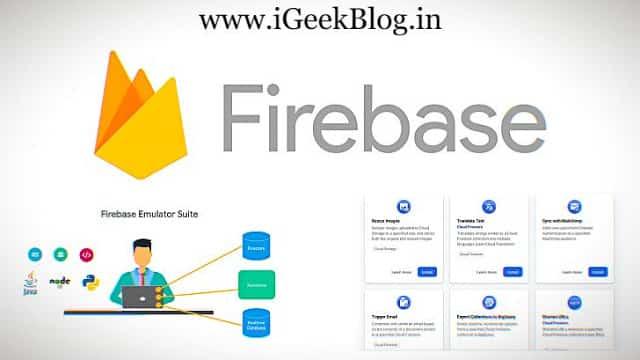 Google Firebase News