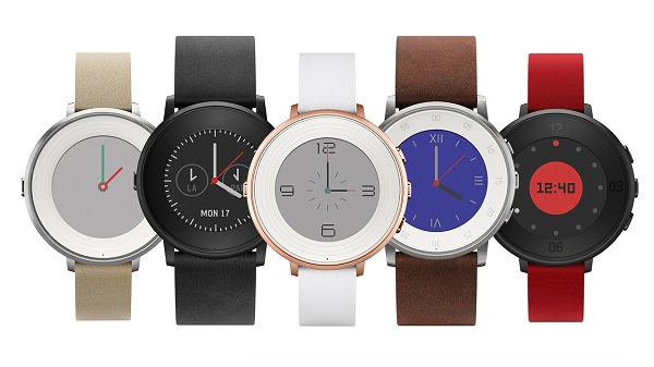 Pebble Time Round smartwatch launched: The world's lightest (28g) and thinnest (7.5mm) smartwatch