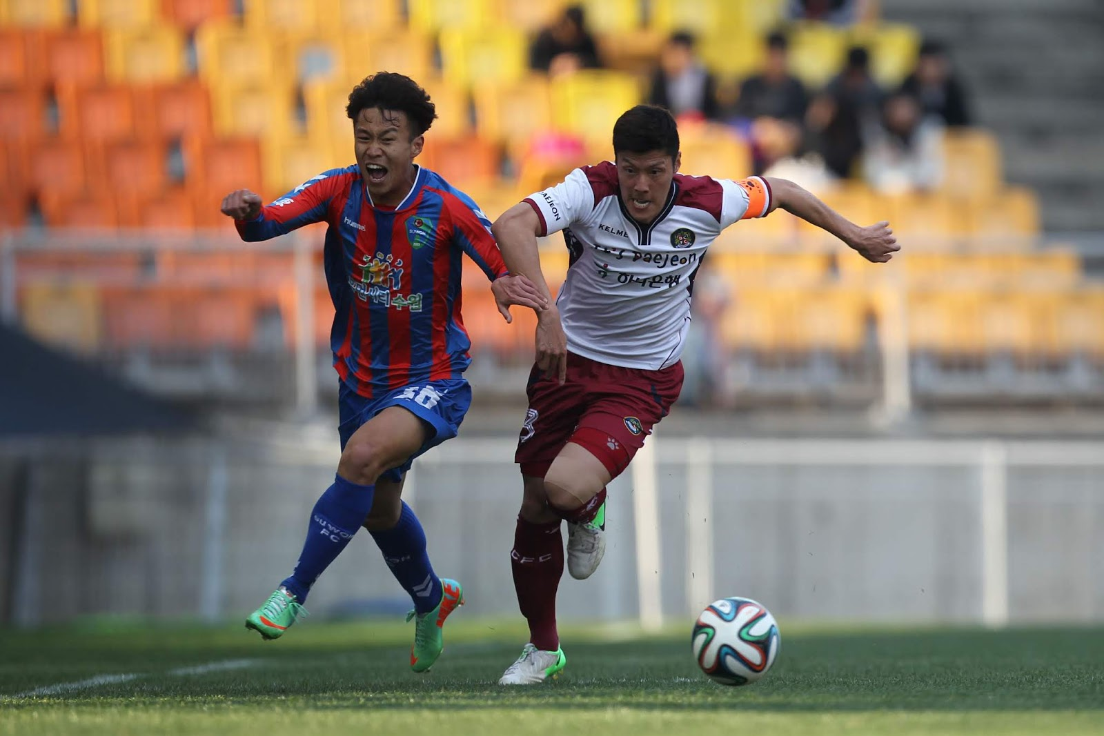 Interview: Ex-Daejeon Citizen Captain Yoon Weonil K League 2 K League Challenge
