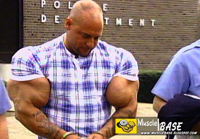#TEAMWOBB: Gregg Valentino before & after Steroids