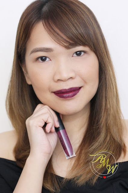a photo of iMagic PROfessional Beauty Lipgloss Review shade 11_askmewhats