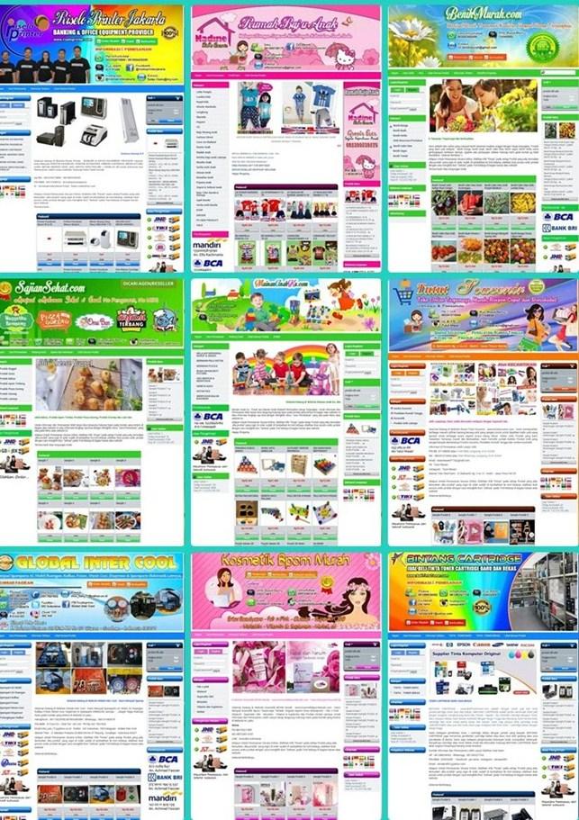 Jasa Pembuatan Toko Online Berkualitas
