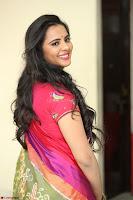 Manasa in Pink Salwar At Fashion Designer Son of Ladies Tailor Press Meet Pics ~  Exclusive 03.JPG