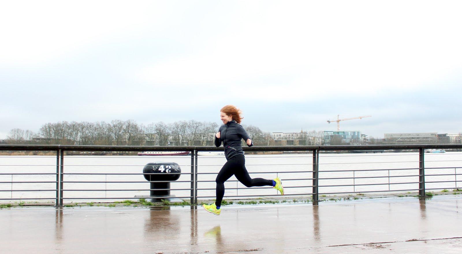 Courir par plaisir Happy Running Crew