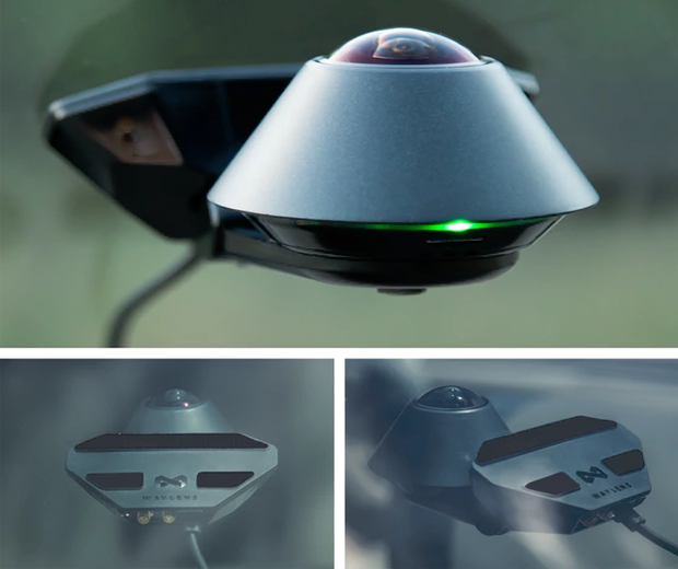 Waylens 360 Dashboard Cam