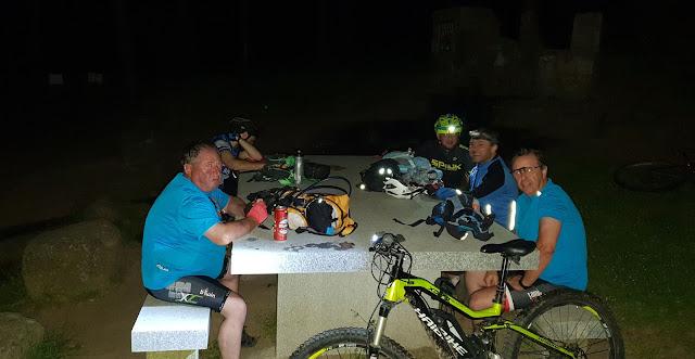 AlfonsoyAmigos - Ruta MTB Nocturna