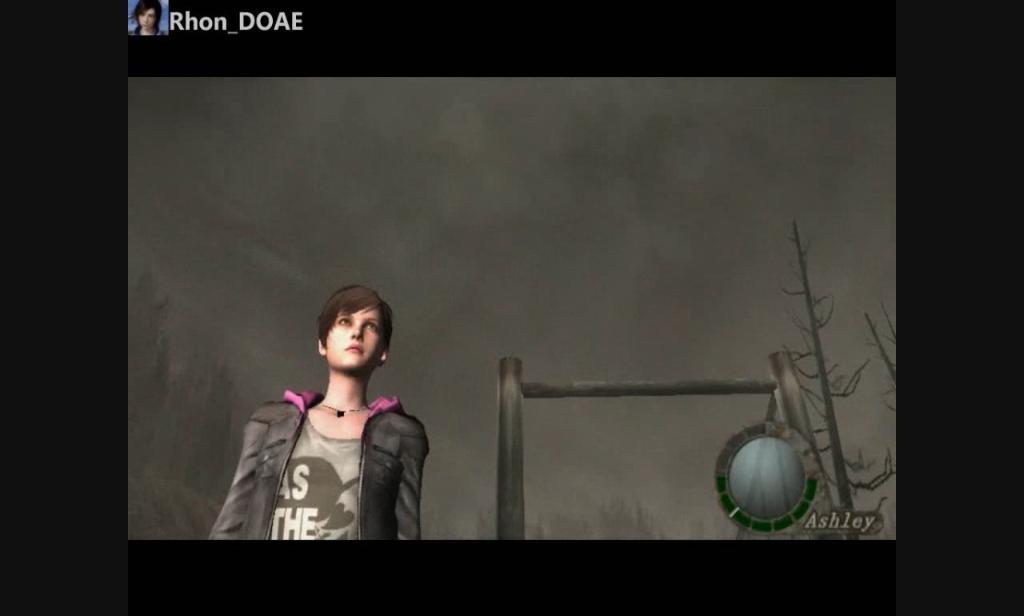 REL REP RE4]Resident Evil 4 - Moira Burton for Ashley
