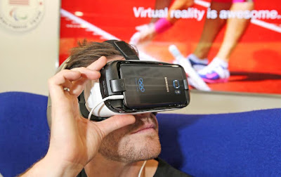 Virtual Reality to Give 360-Degree Close Viewing Experience of Rio 2016 Olympic Games