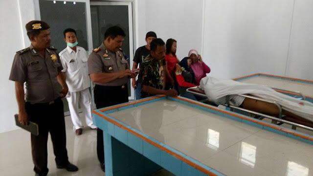 Karyawan PTPN Tewas ditembak Praka H Prajurit TNI