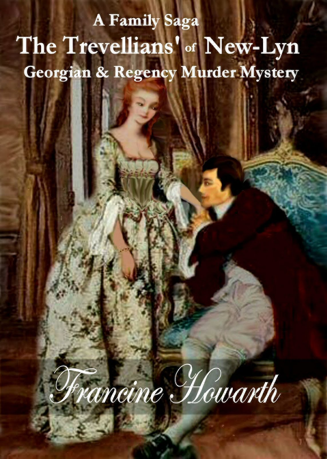 Georgian/Regency Murder Mystery Spanning Two Generations