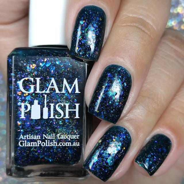 Glam Polish - She's Basically A Wizard