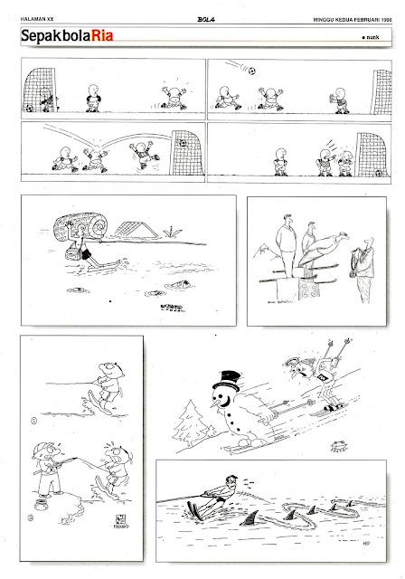 Sepakbola Ria EDISI MINGGU KEDUA FEBRUARI 1998