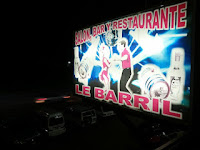 Lugares para bailar en Cartago, salón de baile el barril la lima, salon de baile le barril segundo piso, taras