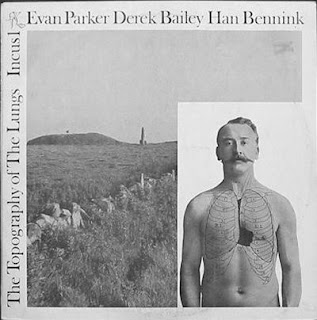 Derek Bailey, Evan Parker, Han Bennink, The Topography of the Lungs