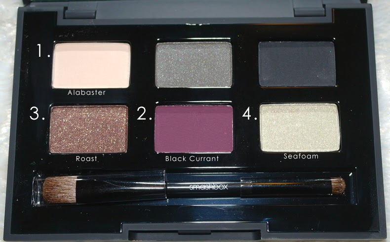 Smashbox Smokebox Eyeshadow Palette