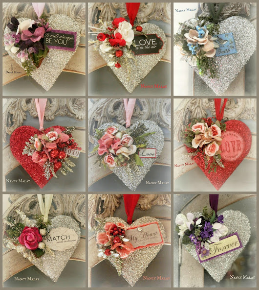 Valentine Hearts available today!