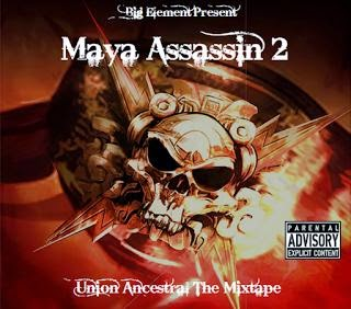 rap y hip hop latino, union de raperos, big element, raperos mayas,militancia rapper,