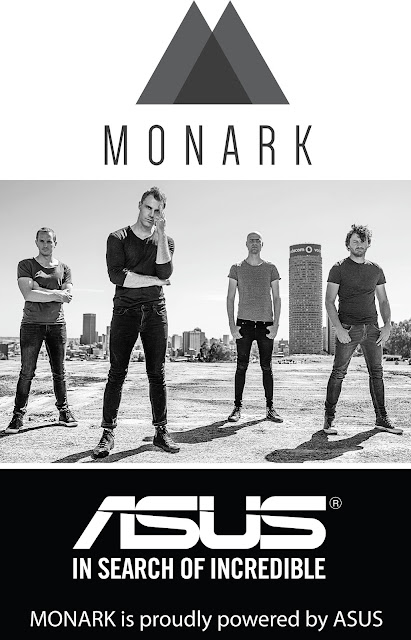 Hardware Manufacturer @ASUS_za Partners With #SouthAfrican Band @monArkband