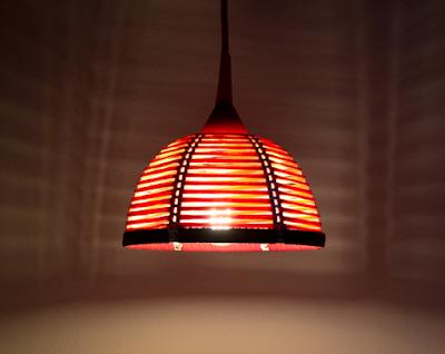 Hanglamp Meerdere Lampen : Hanglamp bol trechter roze it s all round