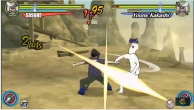 Game Naruto Ultimate Ninja 5 Android
