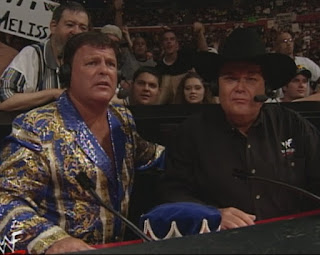 WWE / WWF Fully Loaded 1999 - Jim Ross & Jerry 'The King' Lawler called the action
