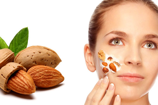 Almonds Maintain Skin Health | Health and Fitness Bible