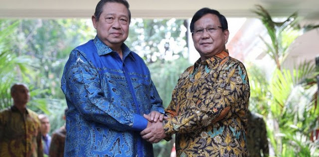 <i>Alhamdulillah</i>, SBY-Prabowo Jawab Kekhawatiran Kotak Kosong Pilpres