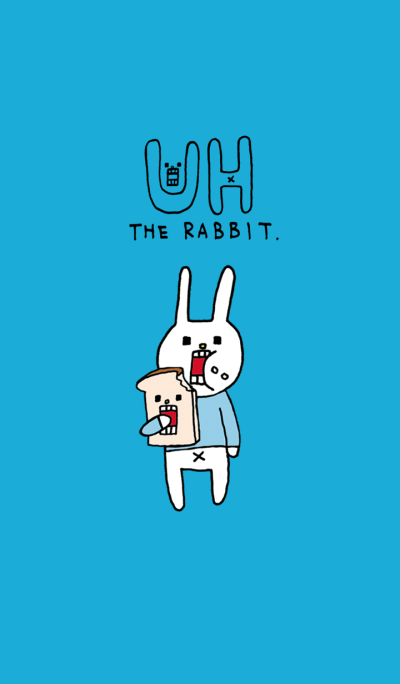 UH THE RABBIT [vol.1]