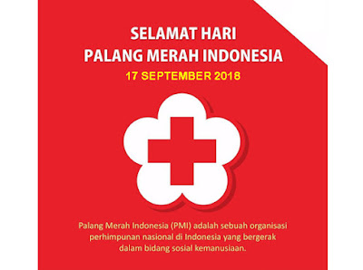 Kumpulan Ucapan Selamat Hari Palang Merah Indonesia