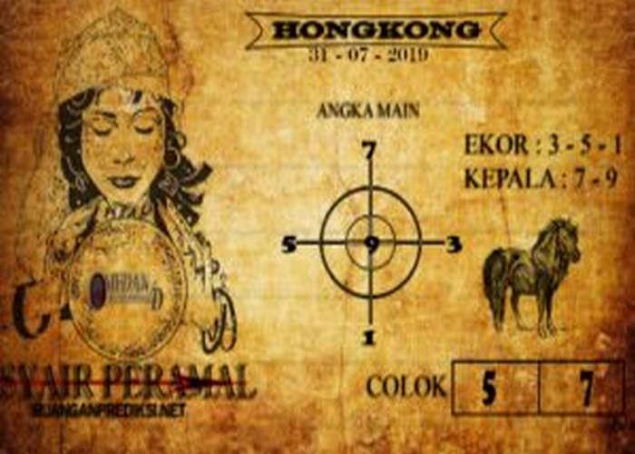 Kode syair Hongkong Jumat 31 Juli 2020 259