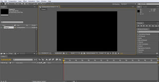 tutorial adobe after effect cs4 memasukkan composition baru