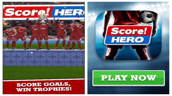 تحميل لعبة Score Hero سكور هيرو للأندرويد 2019
