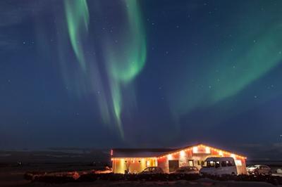 Les meilleurs hébergements de Mývatn ©Vogaflos