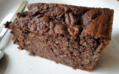 Gâteau de Quinoa et Chocolat
