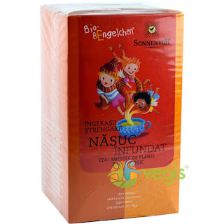 Ceaiul Strengari Nasuc Infundat bun si pentru copilasi