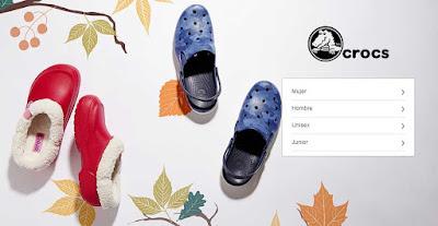 oferta zapatos mujer Crocs
