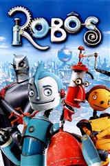 Imagem Robôs - Legendado