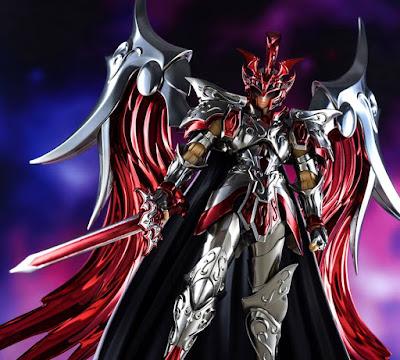 Tamashii publica la primera imagen de la figura de (Saga) God Ares EX ~Saintia Shô~