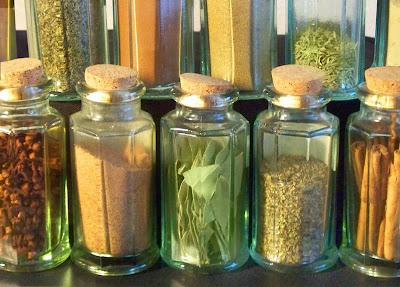 cooking+spices - Rock Your New Year with an Eco-Friendly Resolution!