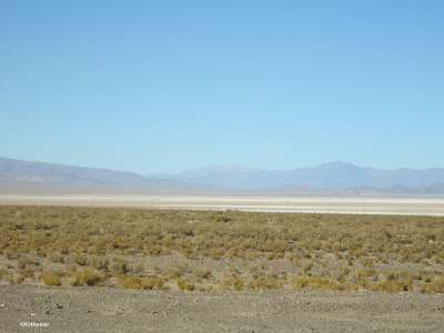 Altiplano in Chile