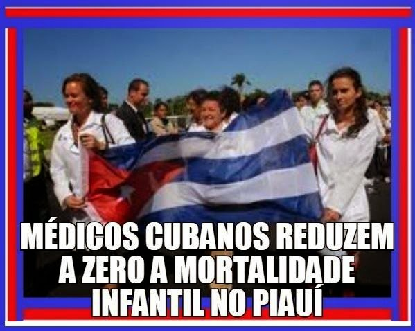 Resultado de imagem para médicos cubanos