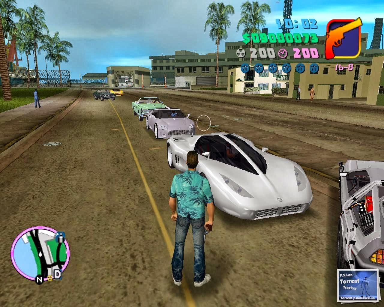 تحميل لعبة جاتا 8 GTA للكمبيوتر من ميديا فاير مضغوطة مجانية