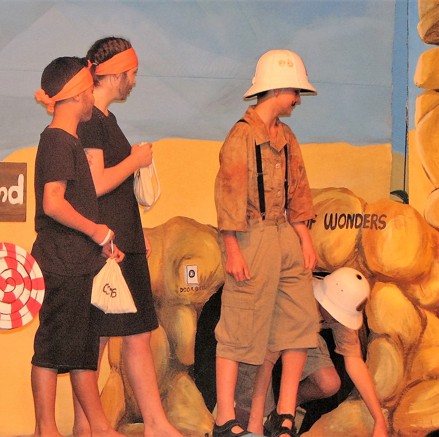 Room 10 Tokoroa Intermediate The School Production
