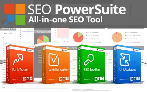SEO PowerSuite Best SEO Tool