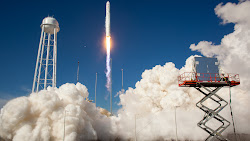 Antares Rocket Test Launch UHD