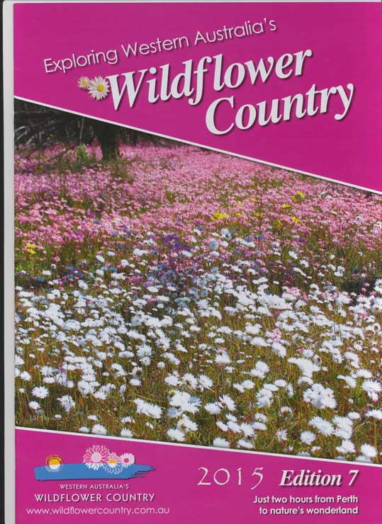 Exploring WA's WIldflower Country 2015