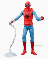 Toy Fair 2017 Hasbro Marvel Action Figures Spider-Man Homecoming